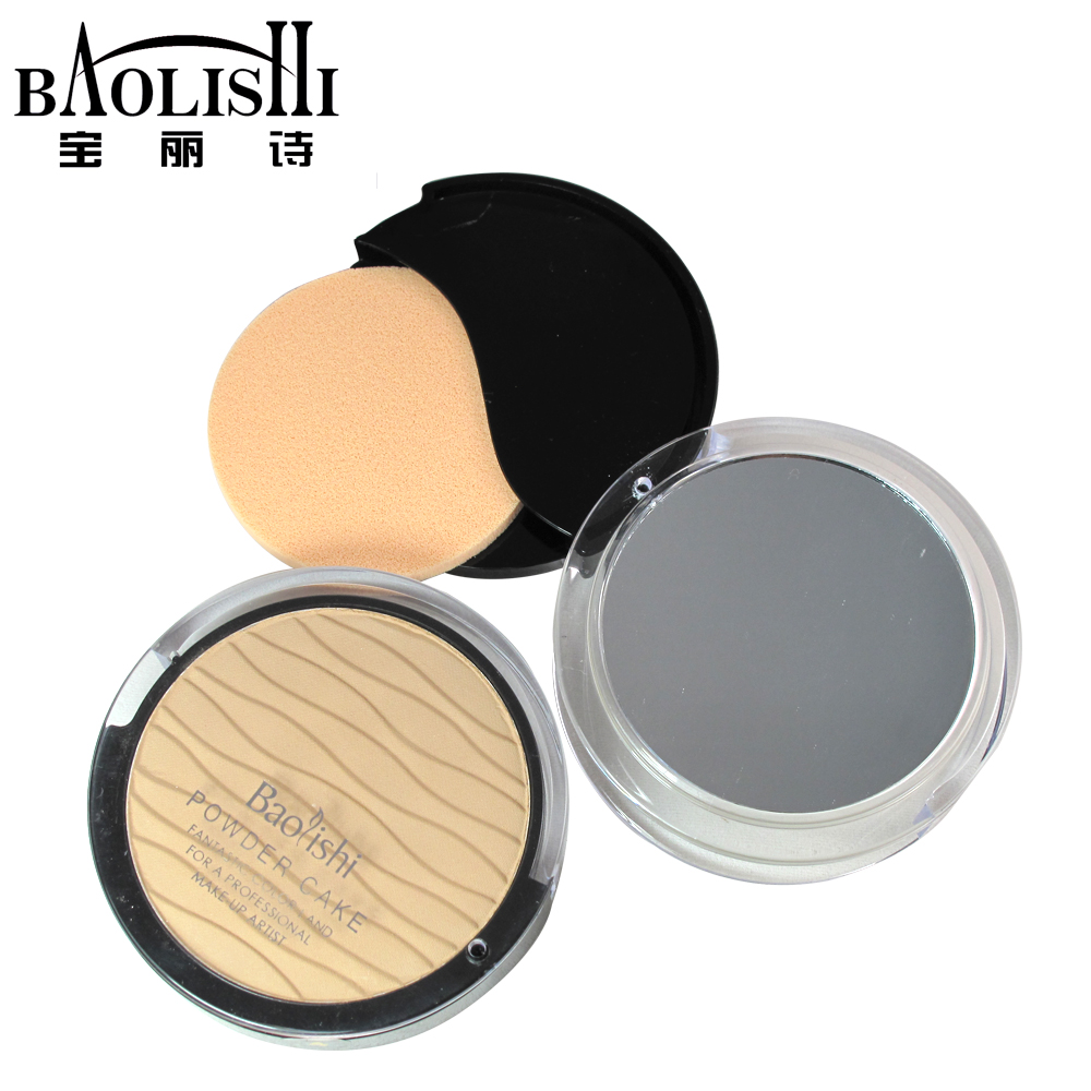 baolishi translucent Bronzers Whitening Concealer The outer powder - Makeup - Photo 4