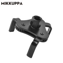 Mikkuppa Oil Filter Wrench Tool For Auto Car Repair Adjustable Two Way Removal Key Repairing Tools 55-115MM