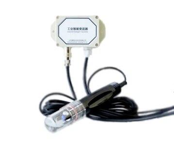 Tipo Split Conversor Transmissor do sensor Substituível eletrodo de pH sonda Tensão de Saída Analógica 4 ~ 20mA RS-485 MODBUS RTU