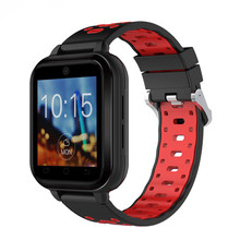 New Q1 Pro MTK6737 Quad Core Android 6.0 4G smart watch 1GB/8GB SmartWatch Phone Heart Rate Sim Card Support replaceable strap