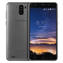 Blackview R6 Lite Dual Rear Cameras Mobile Phone 5.5 inch QHD MTK6580 Quad Core Android 7.0 1GB+16GB 8MP Cam 3G WCDMA Cellphone