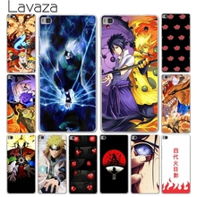 Naruto Kakashi Phone Cover Case for Huawei P10 P9 P8 Lite Plus P7 P6 & Honor 6 7 8 Lite 4C 4X G7