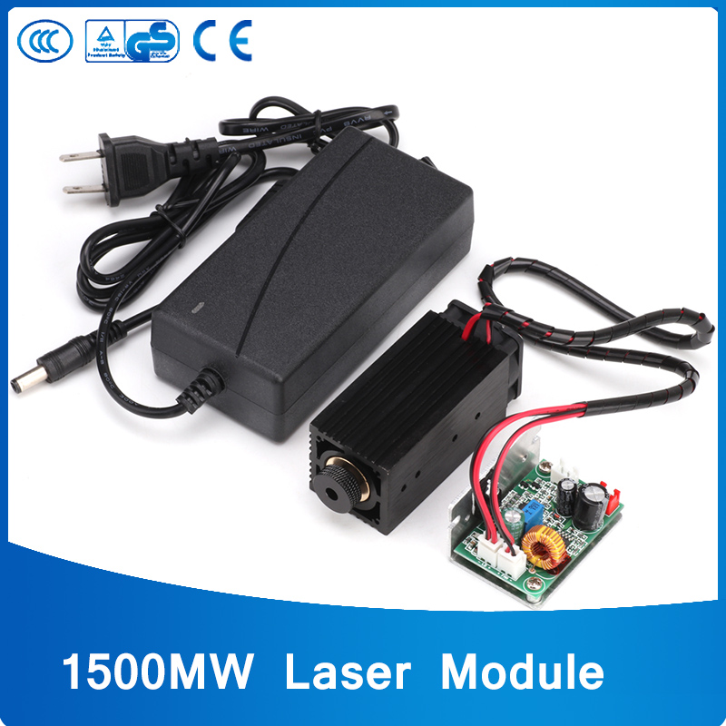 15w laser head engraving module high power 15000mw blue color laser head diy metal engraving 450nm lasers with ttl driver High Power 15000mw Blue Color Laser Head 15W Laser Module DIY Metal Engraving 450nm Lasers DIY Laser Engraving Machine