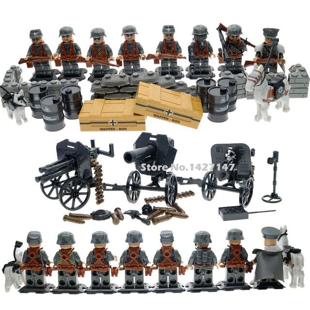 С большим количеством оружия SWAT армия солдат строительный набор блоков лучшие рождественские игрушки для детей, оставшихся без оригинальной коробке