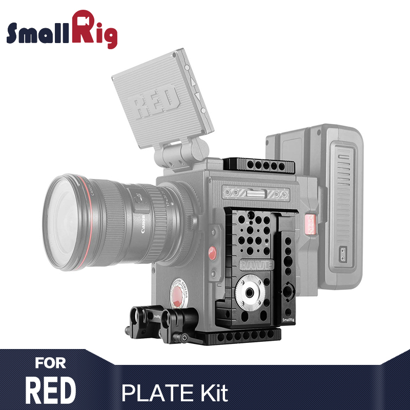 SmallRig camera kit for RED DSMC2 Camera SCARLET-W / for RED RAVEN / for RED WEAPON Accessory Kit 2032 ru 1 accessory kit for universal action camera
