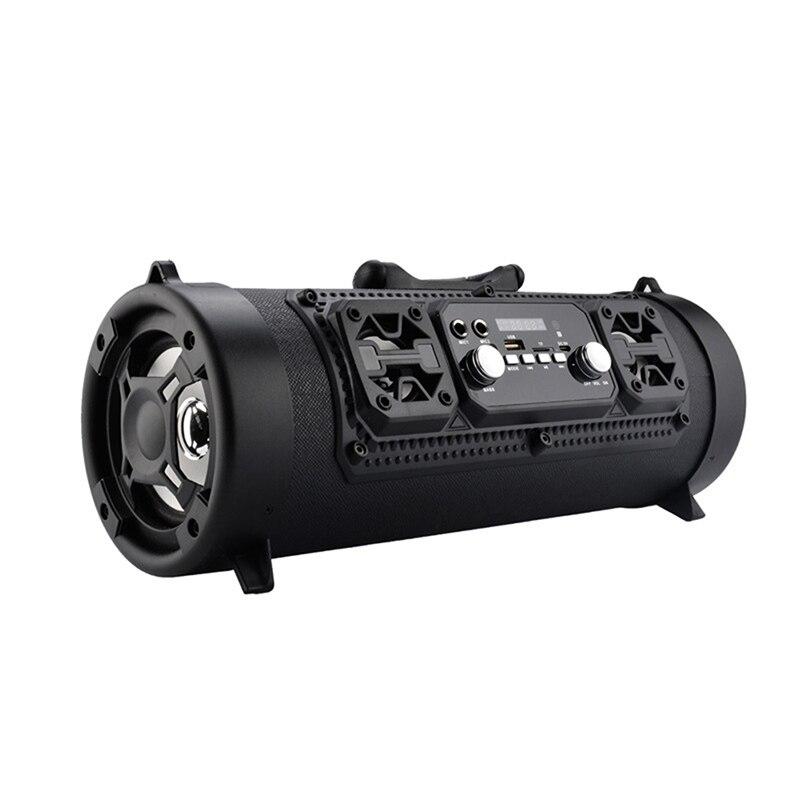 Nouvellement sans fil Bluetooth étanche Portable haute puissance 15 W musique baril haut-parleur pour extérieur DC128