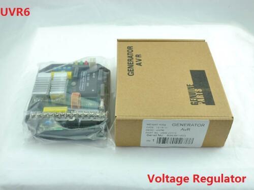 UVR6 AVR Régulateur de Tension Automatique, régulateur de tension conseil