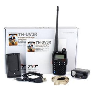 Image 5 - Aplicar a tyt TH UV3R mini handheld rádio em dois sentidos vhf/uhf amador ht rádio carregamento usb ctcss/dcs walkie talkie fm transceptor