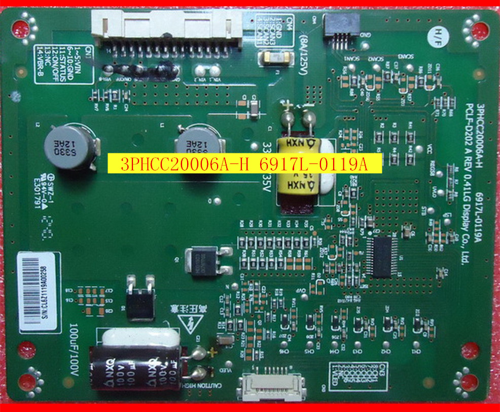 ФОТО FOR Replacement constant current board 3PHCC20006A-H 6917L-0119A is used
