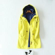 Outdoor sports, windproof, rainproof, thickening, big code, hooded, assault suit, women's coat, mountaineering suit