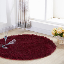 Round Rug Carpets Circle Area Rug for Living room Bedroom Mat Dining Floor Home Decor Carpet 80cm 120cm 200cm Oversize Anti-slip