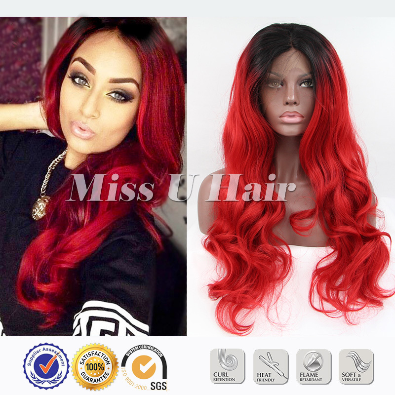 Super Black Red Hairstyles Promotion Shop For Promotional Black Red Hairstyle Inspiration Daily Dogsangcom