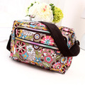 Women Messenger Bags 2016 Fashion Printing Nylon Waterproof Women Bag Mummy Casual Bags Shoulder Female handbag