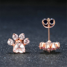 Hot Trendy Cute Dog Earrings For Women.