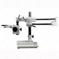 AmScope levert Zware Dubbele-arm Boom microscoop Stand