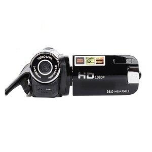 Image 5 - Видеокамера с цифровым зумом, высокое качество, Full HD, 1080P, 16 м, 16X, TPT, ЖК камера, DV, для путешествий, домашнего использования, фотографии