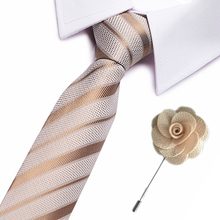 New Models 7.5CM Ties Gradient Color Neck Ties solid Striped&Paisley Tie Mens Blue Black Tie Green pink Tie For Wedding Party