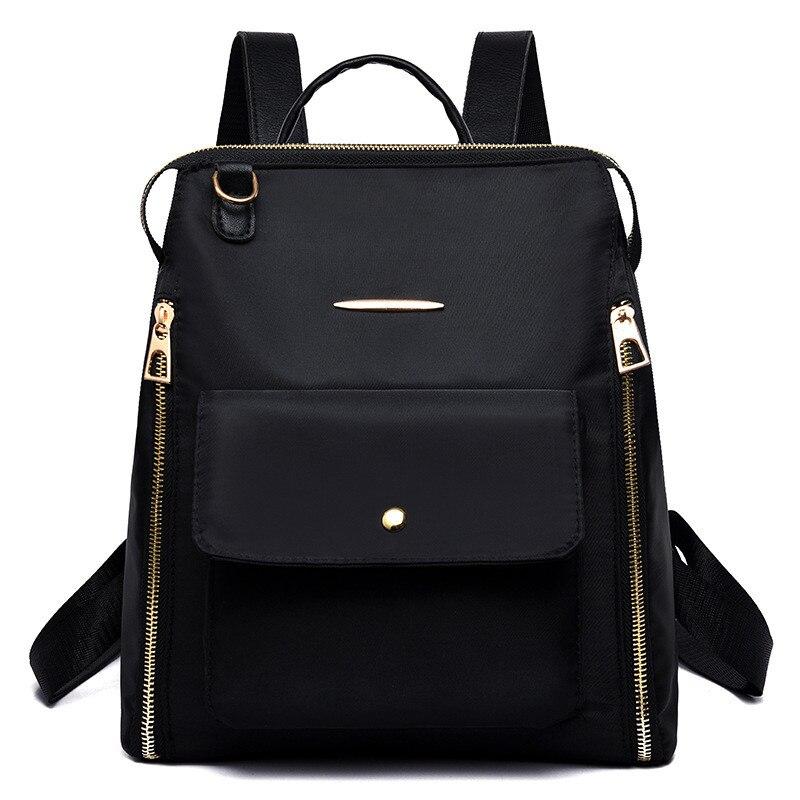 Women Backpack Female Fashion Multi-function Travel Bags Oxford Waterproof Daily Feminine Backpacks Teenager For Girls Mochila
