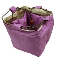 Zipper Jewelry Travel Pouch 10pcs Lot Mix Color 11 8 Inch Silk Embroidery Drawstring Roll Bags