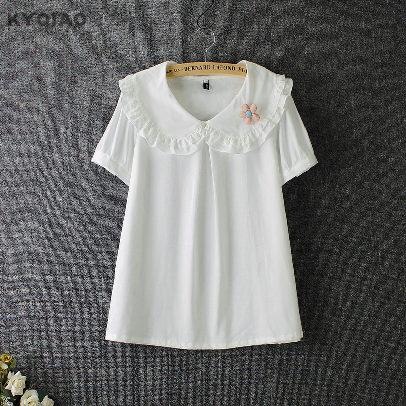 Popular Japanese Blouse Plus Size-Buy Cheap Japanese Blouse Plus ...