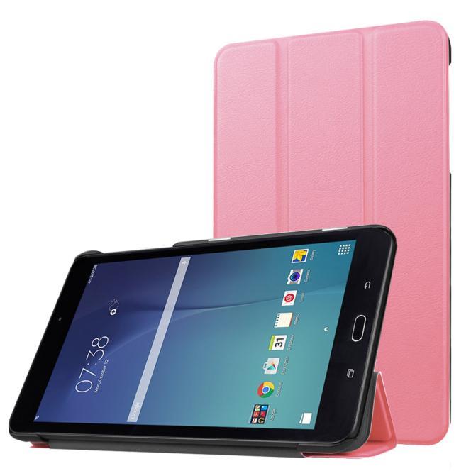 Caso Para Tab 9,6 E Polegada SM-T560 Tablet Ultra Slim Tampa hacer Caso Tablet hacer Caso Da Aleta Capa Gota transporte c0527