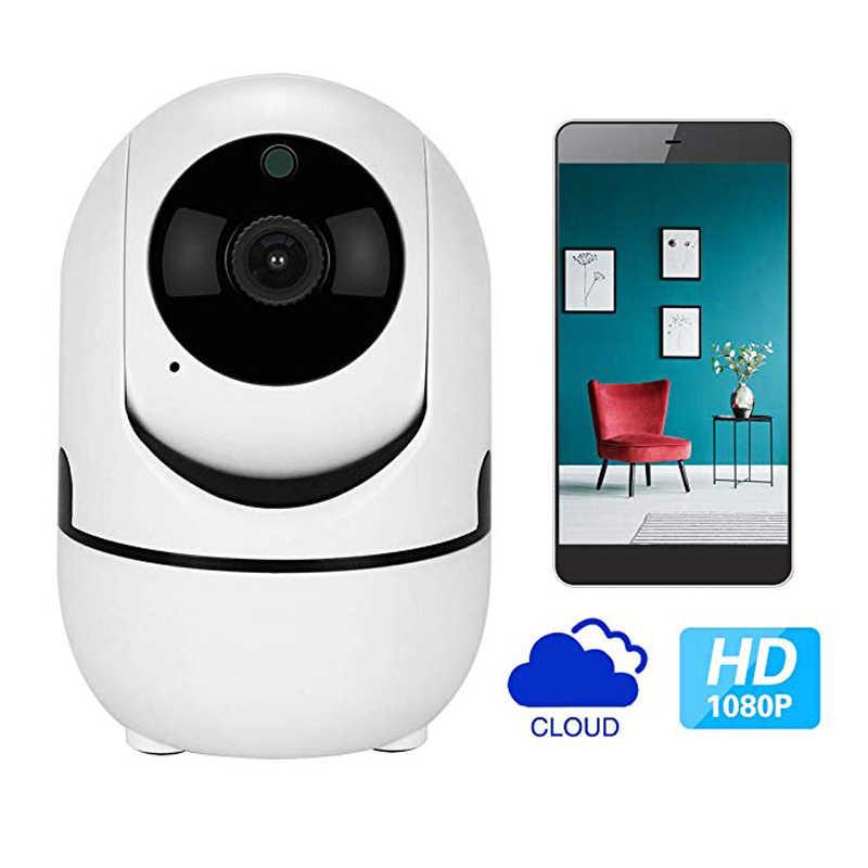 Wdskivi Авто трек 1080 P IP камера наблюдения видеоняня для детей WiFi Беспроводная камера мини умная сигнализация CCTV камера для помещений