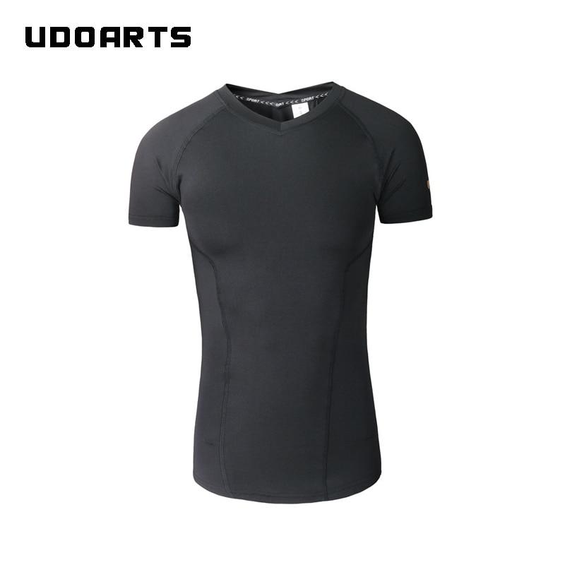 Tričko Udoarts Compression (V-Neck)