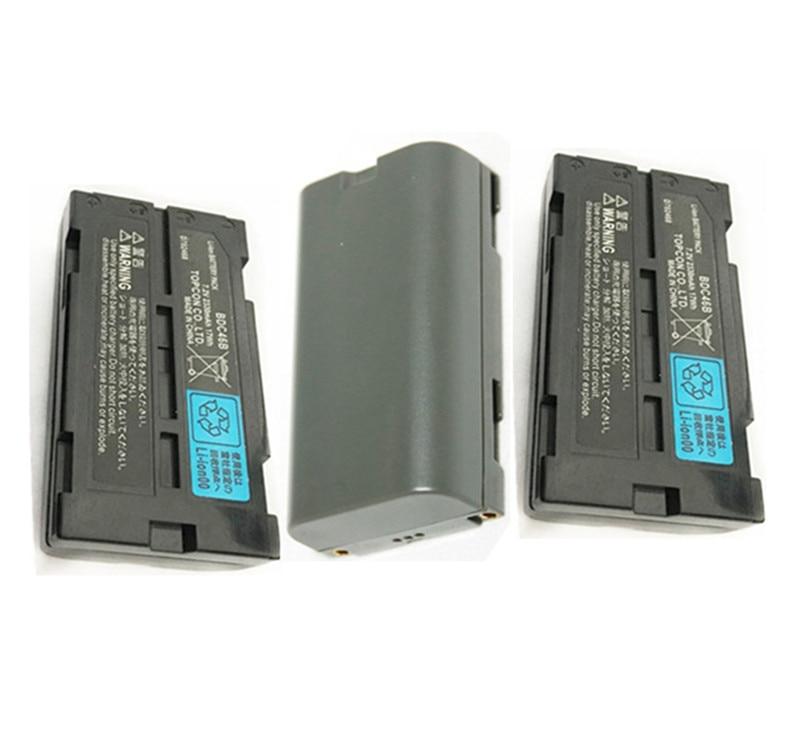 Cncool 5X nouvelle qualité supérieure pour SOKKIA BDC46 BDC46B BDC46A batterie équivalente BDC46B pour TOTAL STATIONS livraison gratuite