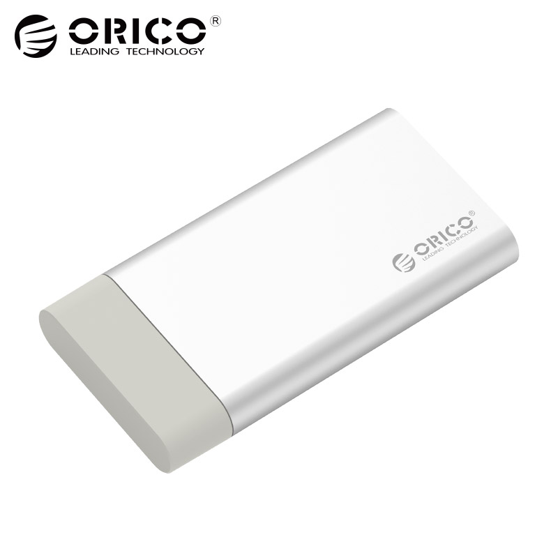ORICO Mini mSATA SSD Enclosure Aluminum 5Gbps High-speed HDD Case for Laptop Desktop for Windows/Linux/Mac with Screw Fixing besgo crazy fit massage vibration plate exercise vibration plate machine vibration plate oscillating with music remote