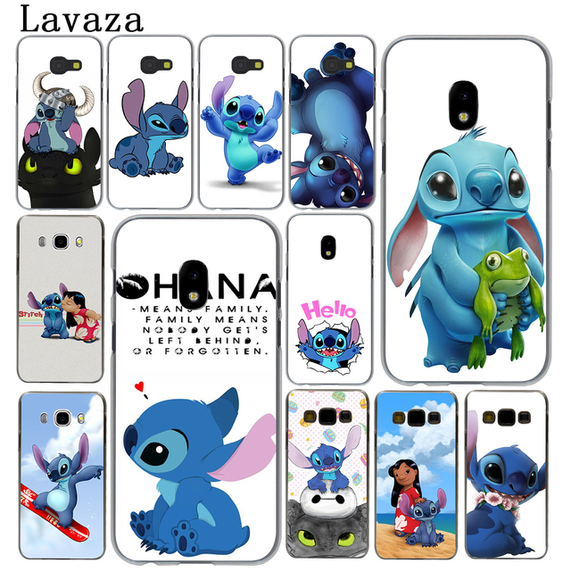 Image of: Tpu Lavaza Cute Cartoon Lilo Stitch Hard Phone Case For Samsung Galaxy J7 J3 J2 J1 J5 2015 2016 J7 Prime J5 2017 Eu Version Cover Aliexpress Lavaza Cute Cartoon Lilo Stitch Hard Phone Case For Samsung Galaxy
