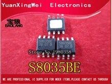100 Stks/partij Gratis Verzending STI8035BE STI8035 Ic Power S8035BE S8035 SOIC8