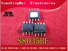100 pçs/lote Frete grátis STI8035BE STI8035 IC poder S8035BE S8035 SOIC8
