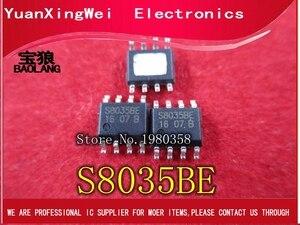Image 1 - 100 pcs/lot livraison gratuite STI8035BE STI8035 IC puissance S8035BE S8035 SOIC8