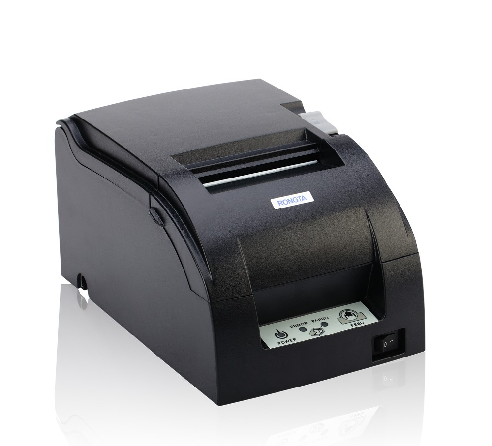 raffle ticket roll promotion shop for promotional raffle ticket 76mm dot matrix printer rp76iii receipt printer usb parallel serial port ticket printer high speed printing auto cutter