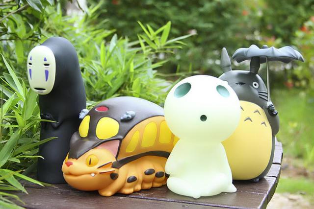 6 Varians – New Totoro Figure
