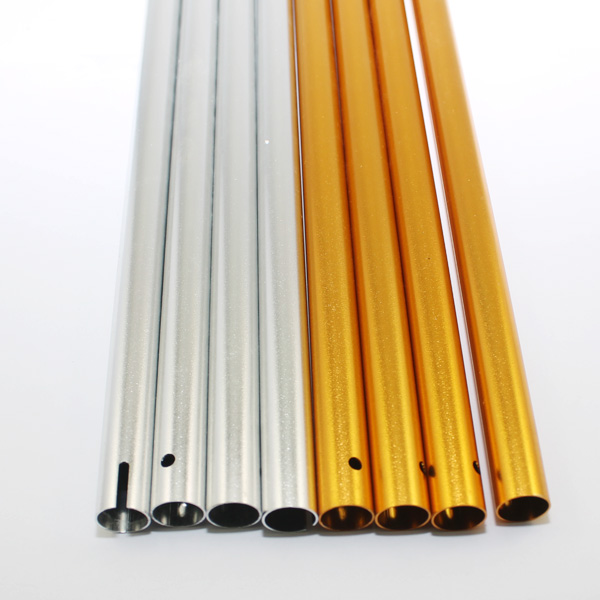 4 X Gartt 450 Aluminium Tail Boom 347mm for Trex 450 RC Helicopter