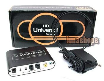 LN000220 5.1 Sound Audio Decoder HD Rush Gear HDMI
