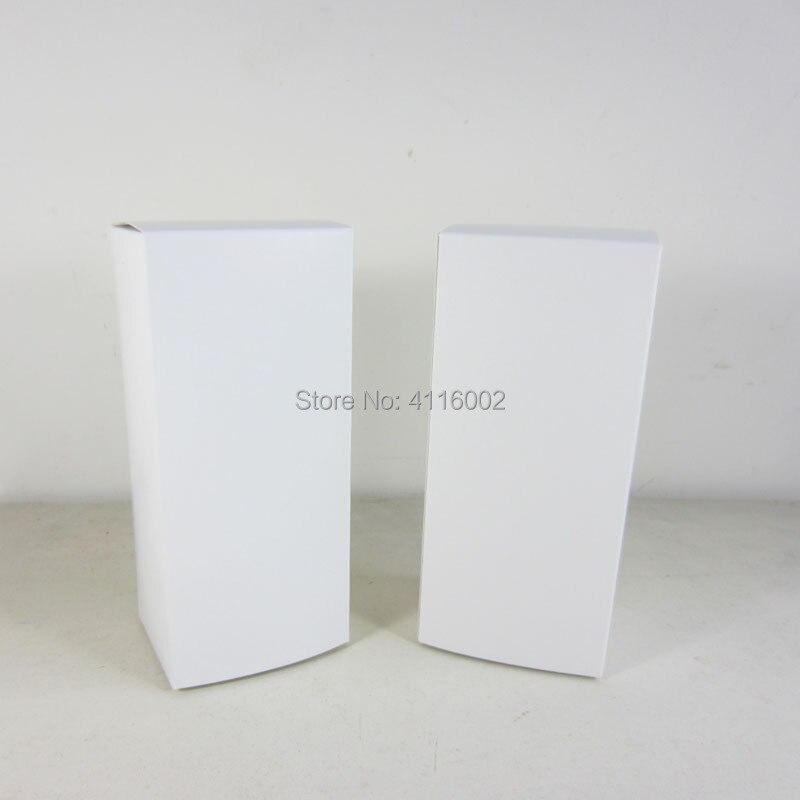 300 ชิ้นขนาด: 7.5*6*17 เซนติเมตรสีขาวกระดาษแว่นตากันแดดกล่องบรรจุภัณฑ์ขวดน้ำมันหอมระเหยกล่องกระดาษกล่องกระดาษแข็ง-ใน ถุงของขวัญและอุปกรณ์ห่อ จาก บ้านและสวน บน   1