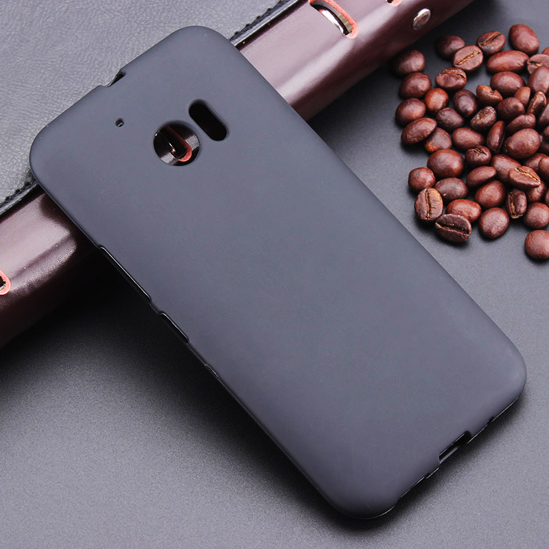 For HTC 10 Gel TPU Slim Soft Anti Skiding Case Back Cover For HTC One M10 10 5.2inch Phone Rubber silicone Bag Coque Fundas image