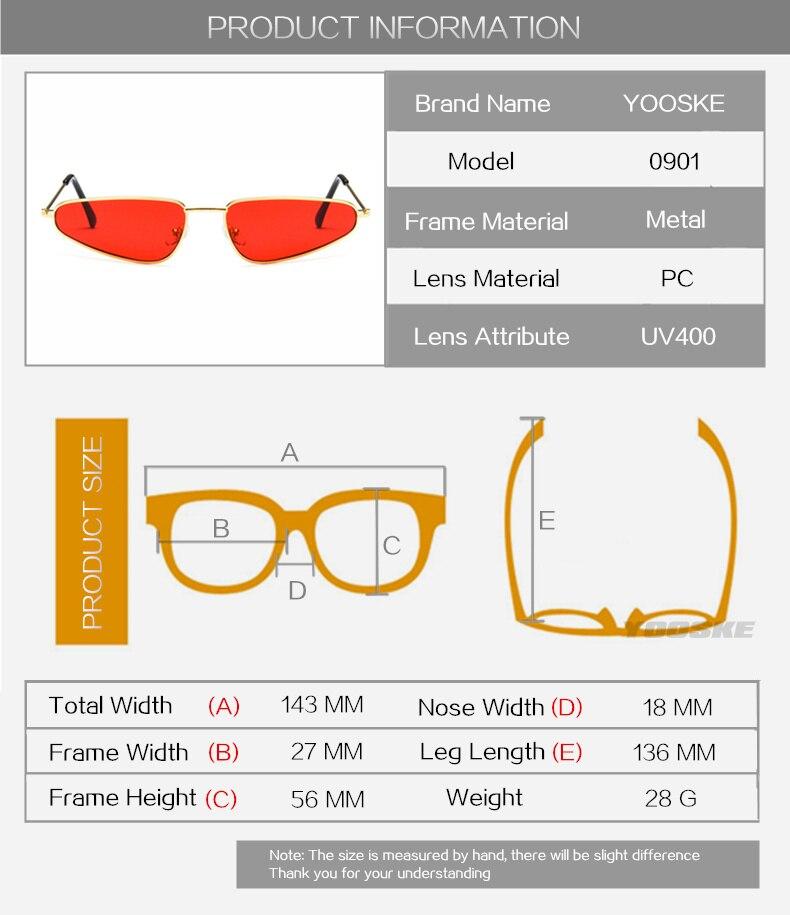 69ab5e1efbbf4 Comprar ahora. KUJUNY Pequena Gota-Olhos de Gato em forma de Armação de  Metal Óculos De Sol Do Vintage Mulheres Óculos de Sol Novo Designer ...