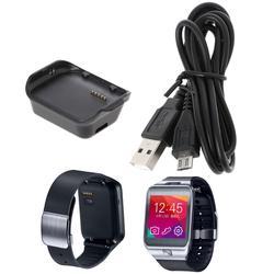 1 м USB кабель для зарядного устройства док-станции для samsung Galaxy Шестерни 2 R380 Смарт-часы