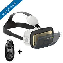 New BOBOVR Z4 Mini 3D Virtual Reality VR Glasses Cardboard VR Head Mount for iPhone 6