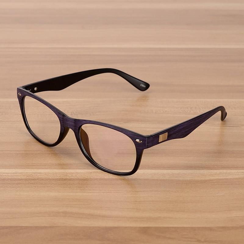 Syze Vintage NOSSA Kornizë Syze për Gra & Burra për syze Retro për syze Unisex Kornizë Fahion Fahion syze Lente të qarta syze të zëvendësueshme