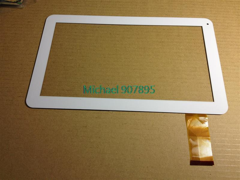 New 10.1 inch iRulu Tablet GT101QLT1007 FPC A3LGTP1000 touch screen Touch panel Digitizer Glass Sensor Noting size and color 7 inch fpc tp070341 fpc tpo034 glass for talk 7x u51gt touch screen capacitance panel handwritten noting size and color