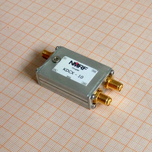 Free shipping KDCX-10 20~500MHz radio frequency broadband high-power directional coupler