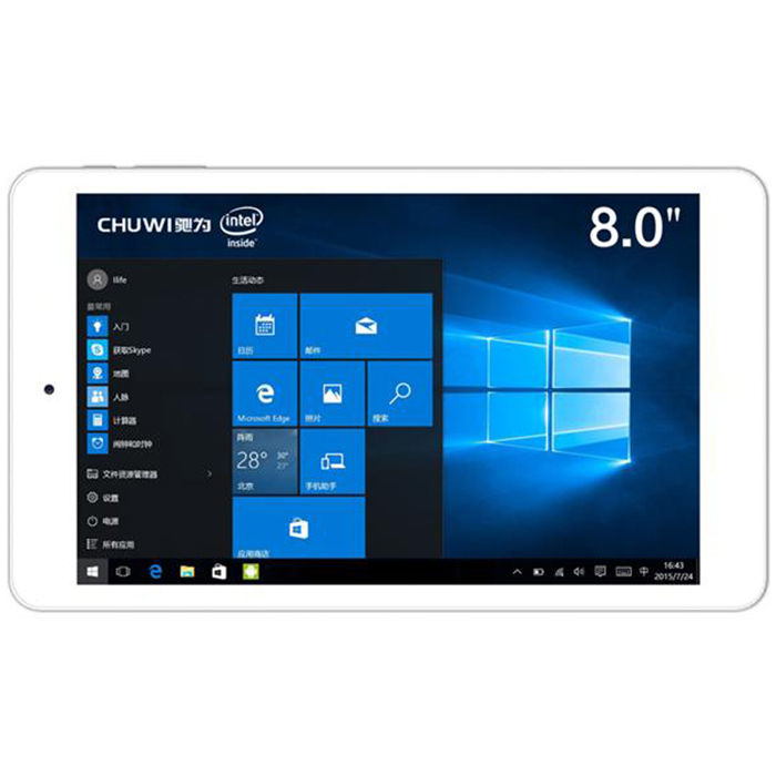 8 0 inch Chuwi Hi8 Pro Tablet PC Intel Cherry Trail Z8350 64bit Quad Core 1