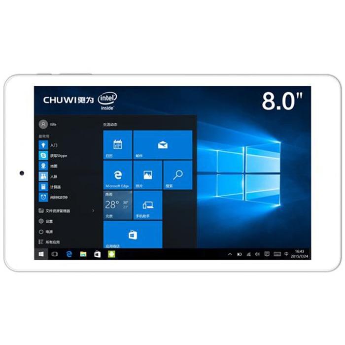 8.0 inch Chuwi Hi8 Pro Tablet PC Intel Cherry Trail Z8350 64bit Quad Core 1.44GHz WUXGA IPS Screen 2GB RAM 32GB ROM HDMI Type-C