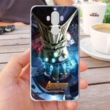 Mutouniao Avengers Design-2 Silicon Soft TPU Case Cover For Huawei Honor 6X 8 Pro V9 4C 5C 7X 7C V10 Mate 7 8 9 10 P20 Pro Lite(China)