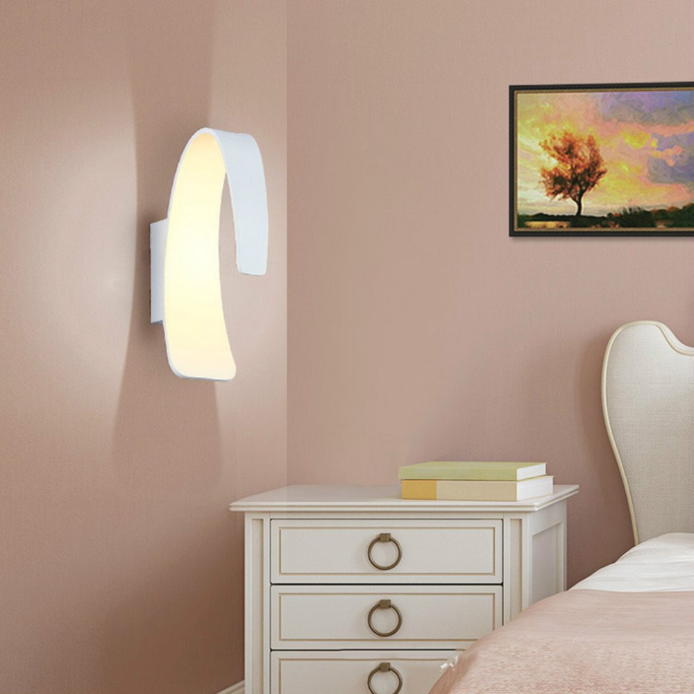 Modern Unique LED Wall Lights Hotel Living Room Aisle ...