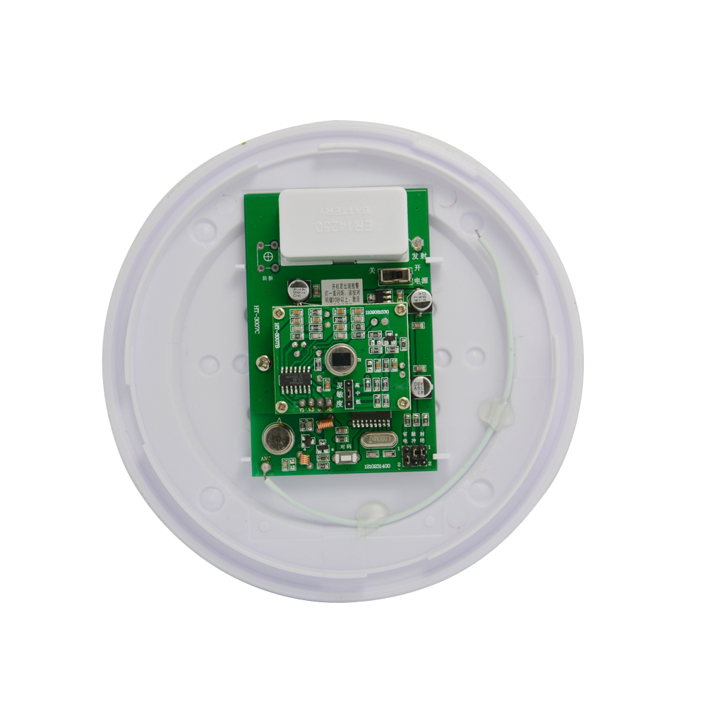 1 pcs 315Mhz Wireless motion Sensor with Lithium Battery and Built in Antenna transmission PIR